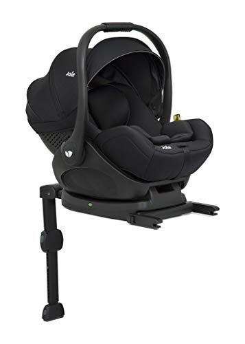 Joie I1510CACOL000 Babyschale i-Level inkl. i-Base LX Coal