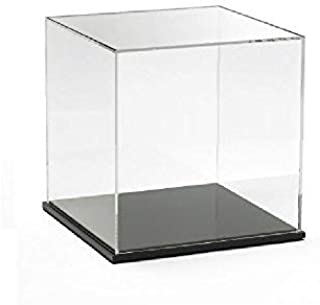 N'ice Packaging 1 Piece Acrylic Cube with Removable top or Base.