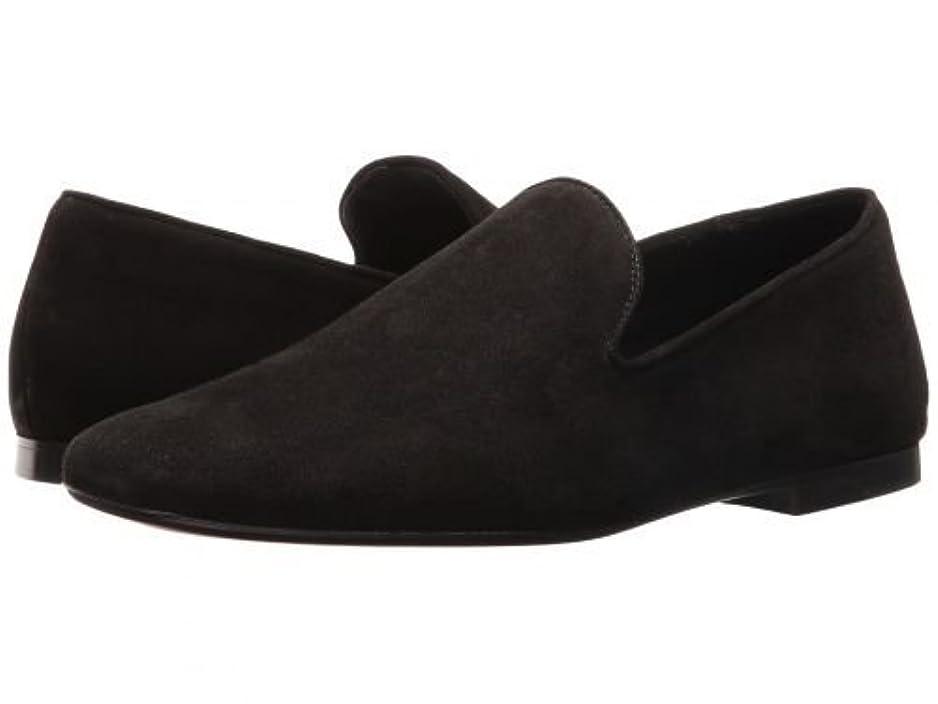 強打心配する遺伝子Vince(ヴィンス) レディース 女性用 シューズ 靴 ローファー ボートシューズ Bray 2 - Black Kid Suede [並行輸入品]