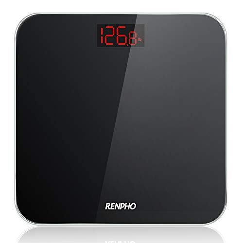Review Of RENPHO Bluetooth Bathroom Scale Digital Weight with BMI, Smart Weighing Body Scale with Ea...