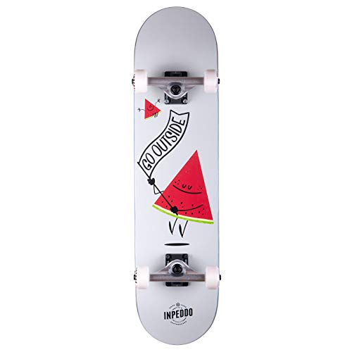 Inpeddo Skateboard Komplettboard Melon Standard 7.75