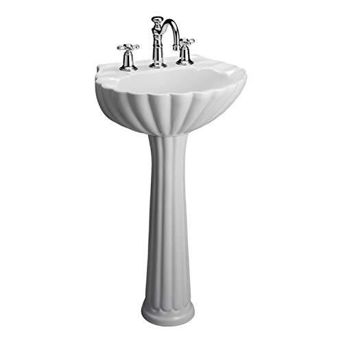 Barclay Bali Pedestal Lavatory,