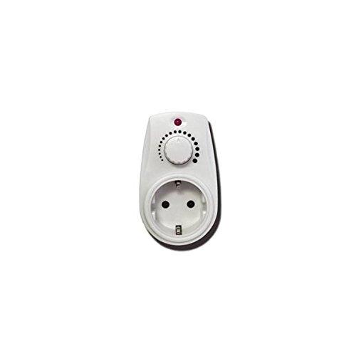 Cornwall Electronics Potenziometro Dimmer/Regolatore di Giri al Minuto per Estrattori/Aspiratori d'Aria
