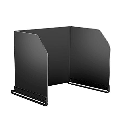 Rantow Coperchio del monitor del telefono/tablet Cappa da sole per DJI Mavic Pro/Spark/Phantom 3/4 / Inspire 1 / OSMO telecomando per drone