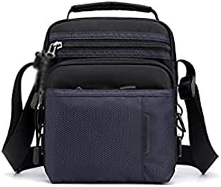 Xieifuxixxxdjb shoulder bag for men Men's Messenger Bag Male Handbags Nylon Man Shoulder Bag Casual Lightweight Travel Cro...