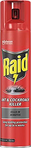 Raid Ant & Cockroach Killer 300ml