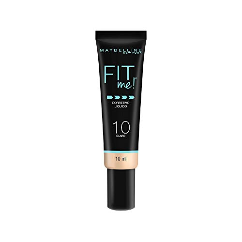 Corretivo Líquido Maybelline Fit Me! 10, 30ml