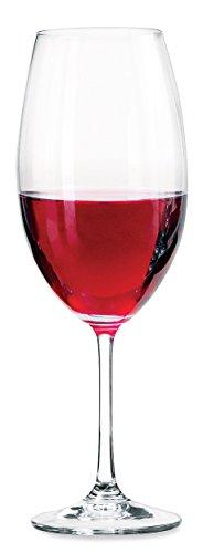 Verres à vin rouge en cristal-Set de 6–BARBARA 510 ml