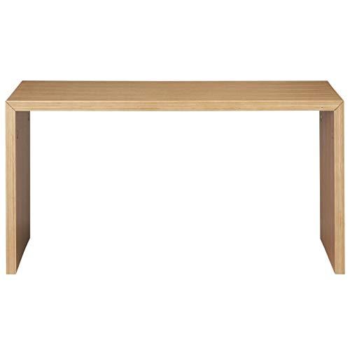 無印良品 コの字の家具・積層合板・オーク材・幅70cm 幅70×奥行30×高さ35cm 38371120
