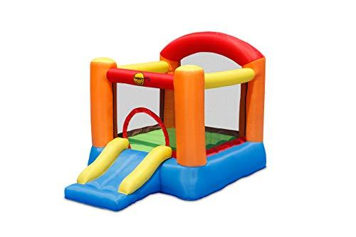 HappyHop - Happy Hop 9004B. Castillo Hinchable: Slide Bouncer.
