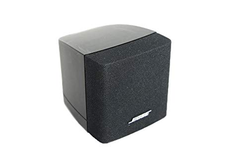Bose Acoustimass Series III Single cube Altavoz Negro