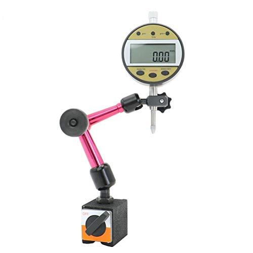 Release Mini-Tisch Universal-magnetischer Standplatz Sitz Mechanische Eigenschaften Tabelle 15kg Kraft Magnetfuß mit digitaler Anzeige Magnetic Sitz