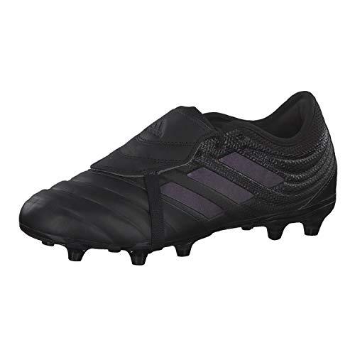 adidas Performance Copa Gloro 19.2 FG - Botas de fútbol para Hombre, Color Negro/Plata, 7 UK - 40 2/3 EU - 7.5 US