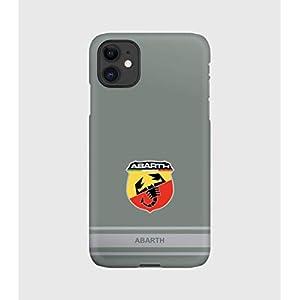 Abarth 50 Handyhülle für iPhone 12, 12 mini, 12 pro, 12 pro max, 11, 11 pro, 11 pro max, X, XS, X max,XR, 8, 7, 7+, 6, 6…