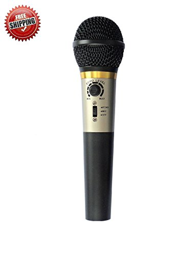 GohEun Professional Wired Microphone with ECHO for shure sm58 microphone replacement