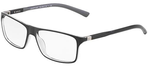 Starck Eyes Occhiali da Vista 0SH1043M Black Grey Uomo