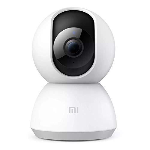 Xiaomi MJSXJ02CM Mi Home Security Camera 360°, 1080P, White