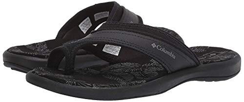 Columbia Kea II, Sandalias Mujer, Black (Black, Ti Grey Steel 010), 39 EU