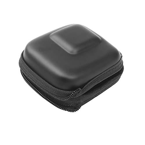 Qiulip Mini Draagbare Harde EVA Opbergtas Beschermhoes voor Go-Pro Hero 7/6/5 Sport Camera Accessoires