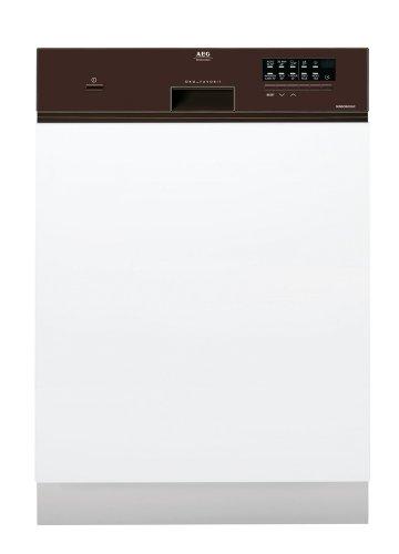 AEG 911924622 Geschirrspüler Öko Favorit Express i-d/AAA / 1.05 kWh / 12 MGD / 12 L/dunkelbraun / 45 dB