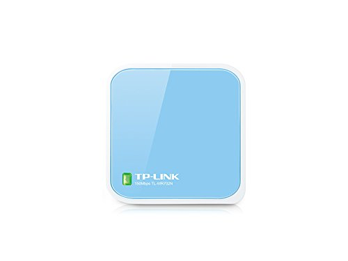 Buy TP-LINK TL-WR702N Wireless N150 Travel Router, Nano Size
