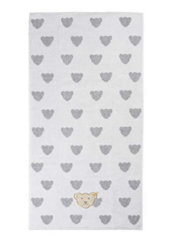 Steiff Baby Handtuch weiss (100) 000