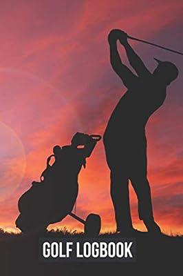 Golf Lover Logbook Golf