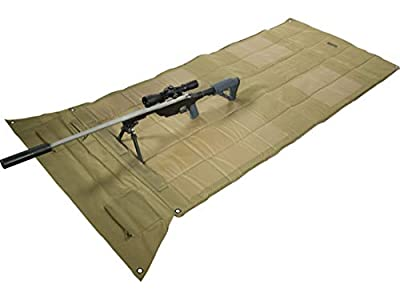MidwayUSA Pro Series Competition Shooting Mat Olive Drab