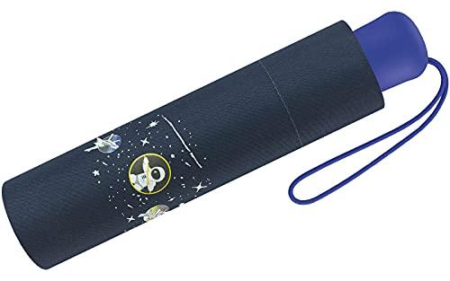 Scout Kinder-Taschenschirm reflektierend - Space