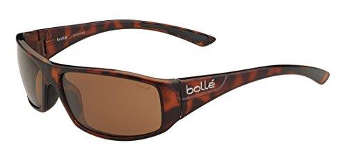 bollé Erwachsene Weaver Sonnenbrille, Tortoise Shiny, Small
