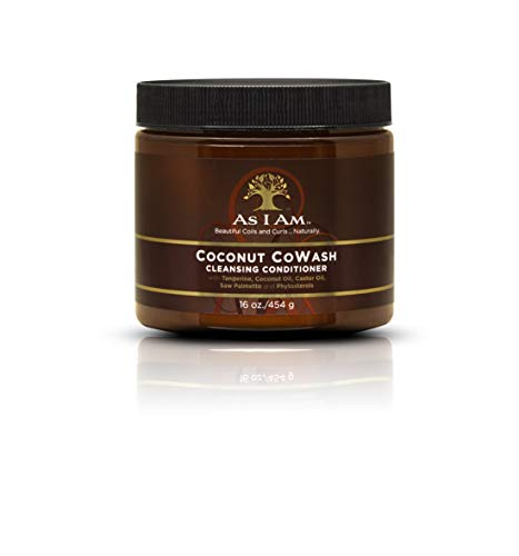 Kokosnuss-Reinigungs-CoWash-Conditioner von As I am, 454 g.