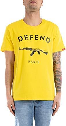 Defend Paris - Camiseta - para Hombre