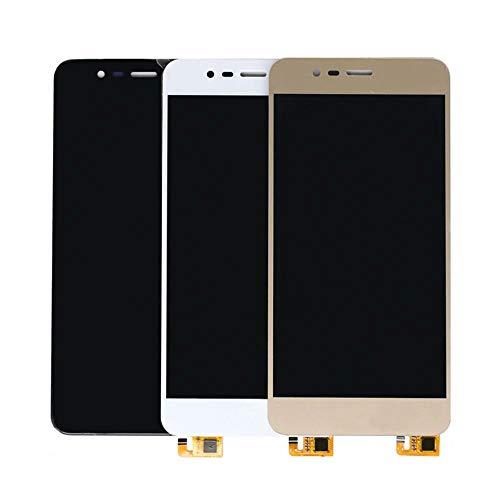 un known Reemplazo Compatible 100% Probado LCD de ASUS Zenfone 3 MAX ZC520TL LCD de Pantalla táctil digitalizador Asamblea X008D (Color : Gold, Size : 5.2')