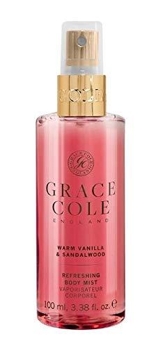 Grace Cole Body Mist Chaud Vanilla & Sandalwood 100 ml