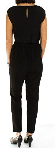 s.Oliver Damen Jumpsuits, Schwarz (Black) - 2