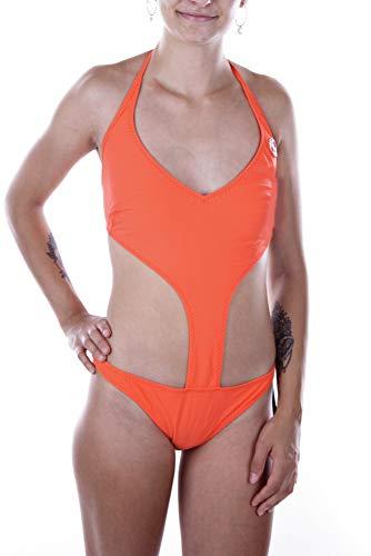 Replay Bikini Badeanzug Monokini (Orange, 42 C)