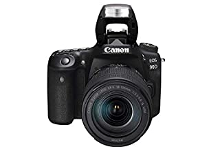 Canon Digital Camera - SLR Canon EOS 90D DSLR with EFS 18-135mm f/3.5-5.6mm IS STM Lens , Black (90DSK) (B07XQ9M8V1) | Amazon price tracker / tracking, Amazon price history charts, Amazon price watches, Amazon price drop alerts