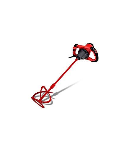 Rubi 24958 Mezclador Rubimix-9 N + MALETA, 1200 W, 240 V, Rojo
