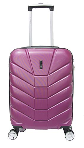 LYS - Valise Cabine Extensible Trolley 55x37x20 cm Plus...