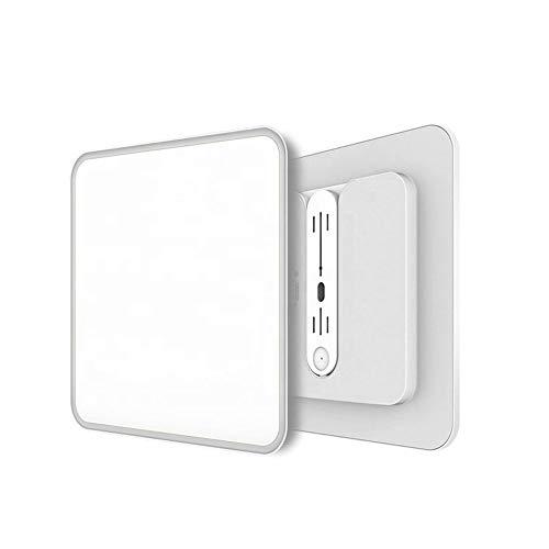 LED Panel ultraflach Panellampe, 40W / 3600LM /Ra95 LED Deckenleuchte Deckenlampe Wohnzimmerlampe/Schlafzimmerlampe/Flurlampe Büro Küche (Dimmbar)