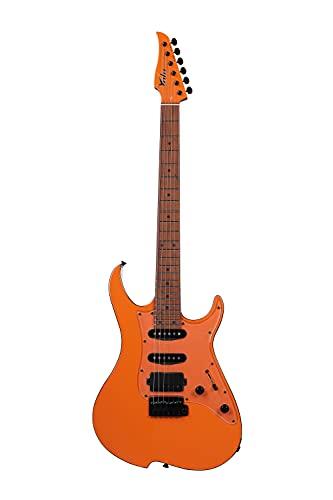 Vola MIJ guitarra eléctrica (Signature de Joss Allen) OZ 24 RV JAM...