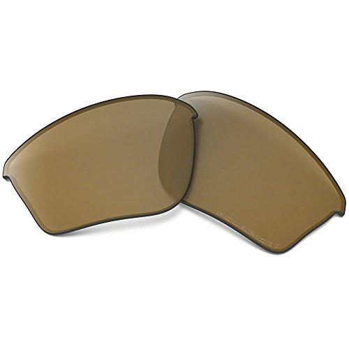Oakley AOO9154LS Gafas de lectura, Bronze Polarized, 0 para Hombre