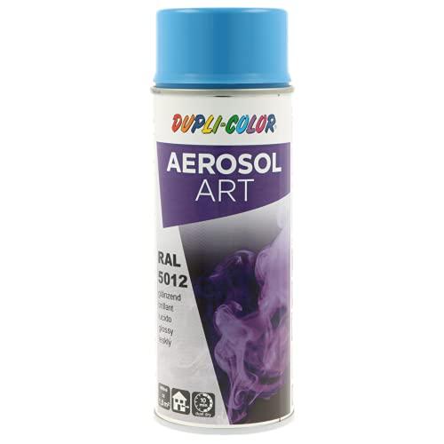 DUPLI-COLOR 733017 AEROSOL ART RAL 5012 lichtblau glänzend 400 ml