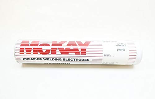 MCKAY E308-16 E308L-16 Stainless Welding 1/8IN 10LB Electrode