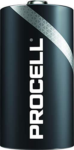 Duracell Batterie Procell - D Mono LR20 10er Karton