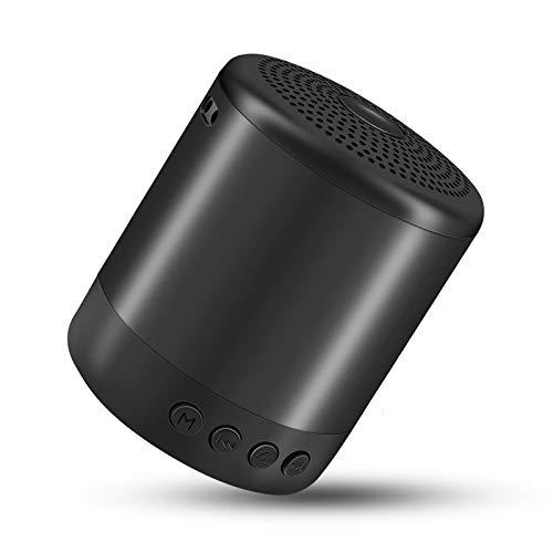 Altavoz Bluetooth Mini Altavoz Bluetooth Audio Portátil Subwoofer para Ordenador Móvil Tarjeta...