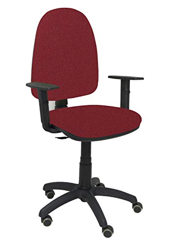 PIQUERAS Y CRESPO 04 cpbali710b24rp – Chaise de Bureau, Couleur Rose PÂLE