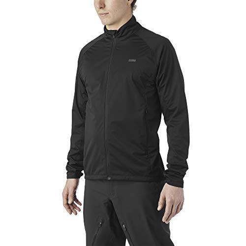 Giro Herren M Stow H2O Jacket Fahrradbekleidung, Black, XXL