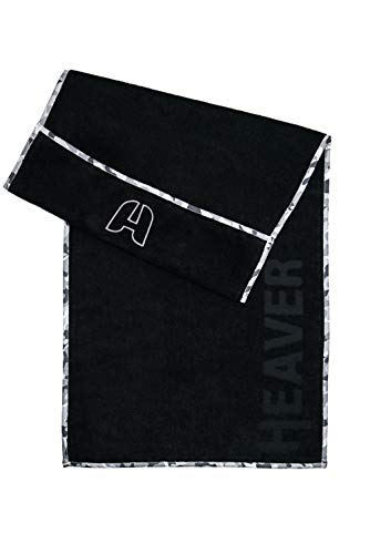 HEAVER Fitnesshandtuch (grau)