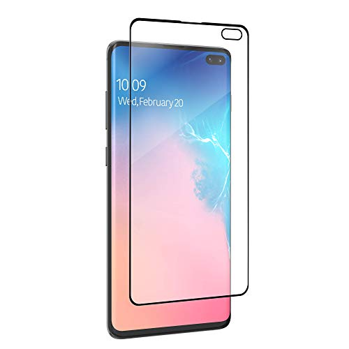 ZAGG 200302956 Invisbleshield Glass Fusion - Engineered Hybrid Glass - Screen Protector - Made For Samsung Galaxy S10+